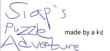 SIAP's PUZZLE ADVENTURE Minecraft Map & Project