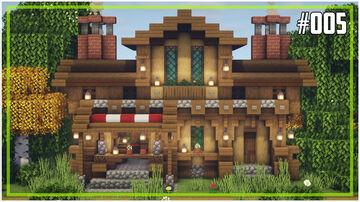 Minecraft: Merchant's House Minecraft Map & Project