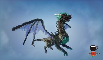 My little dragon Minecraft Map & Project