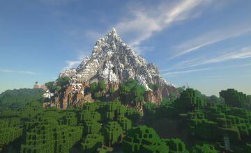 Wildcraft's Misty Mountain Minecraft Map & Project