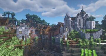 Palka and Pyke Small Villages Minecraft Map & Project