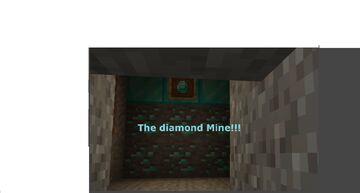 Mine Adventures Minecraft Map & Project