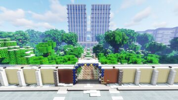 UAHeroes Minecraft Map & Project
