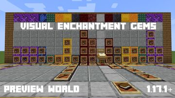 VEG: Preview World [1.17.1+] Minecraft Map & Project