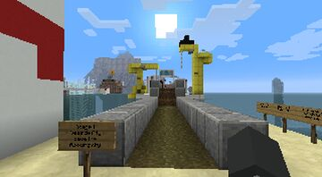 Sonic Heroes Minecraft Remake: Seaside City (PS3 Version) Minecraft Map & Project