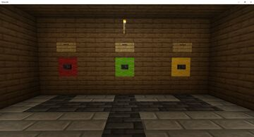 find the button by creeper539 Minecraft Map & Project