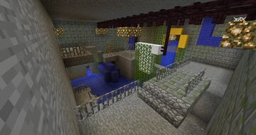 Left 4 Dead - No Mercy - Sewers (Adventure/Survival Loot Dungeon) Minecraft Map & Project
