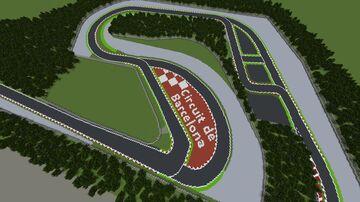 🇪🇸 Circuit de Barcelona-Catalunya, Spain (1.12) Minecraft Map & Project
