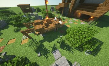 Wildcraft's Monthly Survival Showcase - April 2021 Minecraft Map & Project
