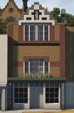 Miller's Clothes (87 High St) Minecraft Map & Project
