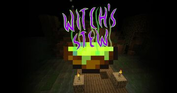 Witch's Stew Minecraft Map & Project