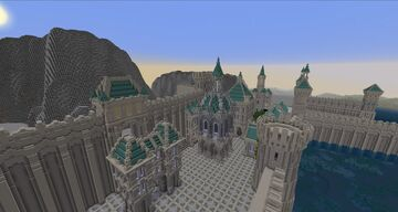 Old buildings, Anuminas [Unfinished buildings] Minecraft Map & Project