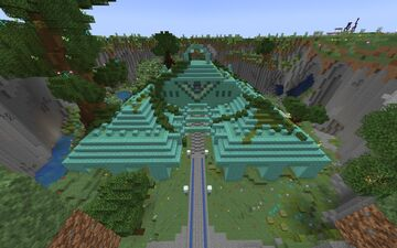 Spaloof's Ocean Monument Minecraft Map & Project