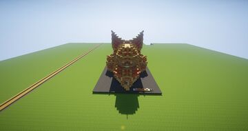 Fantasy House Church Minecraft Map & Project