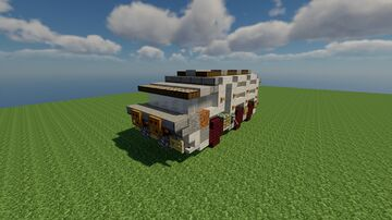 IT-21 / Transporter / Fictional / Schematic 1.12.2 Minecraft Map & Project