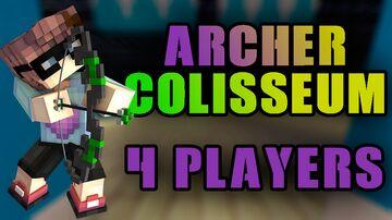 Archer Colliseum Minecraft Map & Project