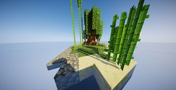 Island Survival V2 Minecraft Map & Project