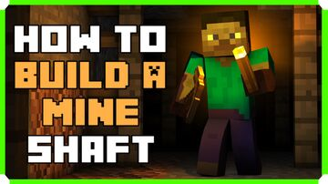 How To Build A Proper Strip Mine Shaft Minecraft Map & Project