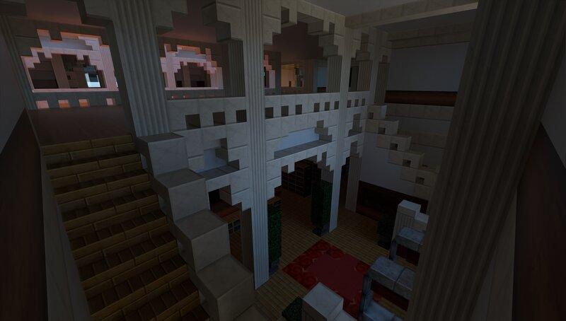 Main foyer.
