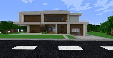 Arara Bad Dragon - Segunda Casa na cidade 🏘️ Minecraft Map & Project