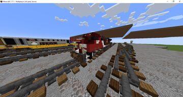 CN 3219 100 Anniversary Unit ET44AC Minecraft Map & Project
