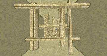 """""""Easier"""" Dropper Map (1.17) Minecraft Map & Project"""