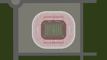Red Foundation Stadium [Wetherby City] (WIP) Minecraft Map & Project