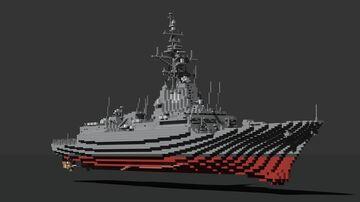 Álvaro de Bazán-class frigate Minecraft Map & Project
