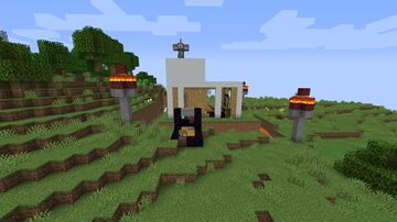 the most secure redstone howse Minecraft Map & Project