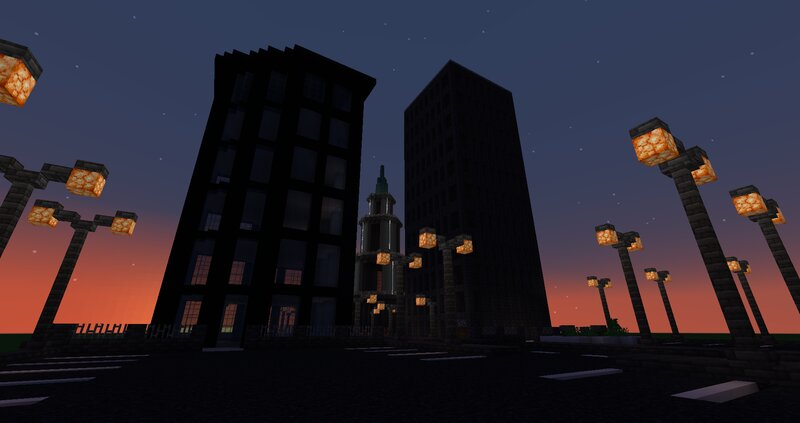 Even more buildings!