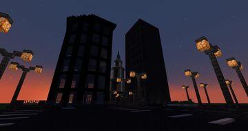 Sunset City Minecraft Map & Project