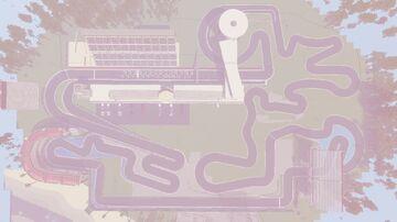 Senna - Formula 1 Race Track Minecraft Map & Project