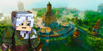 Fallen Kingdoms GFight Invitational Minecraft Map & Project