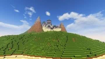 Deserted Castle Minecraft Map & Project