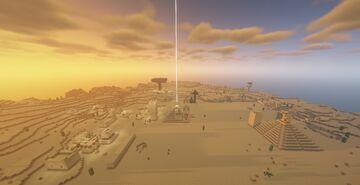 100 days Desert Ultra Hardcore.... Minecraft Map & Project