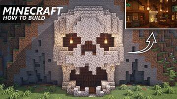 Skull(Entrance) Minecraft Map & Project