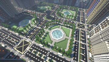 RyanMinecraft71: BlackStar City Minecraft Map & Project