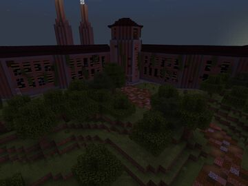 Riverspring Factory (Minecraft Escape House) Minecraft Map & Project