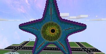 Starro The Conqueror from The Suicide Squad (schematic) Minecraft Map & Project