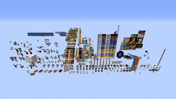 Map Test Texture pack Minecraft Map & Project