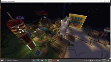 FATUPAITO's Lovely World Minecraft Map & Project