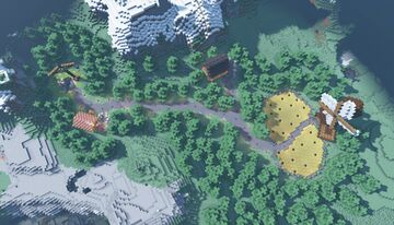 Survival Season 1   1.17   Download Minecraft Map & Project