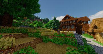 Port of Telgärd Minecraft Map & Project