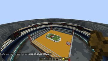 OdysseyGaming Pixelmon Fighting Gym - City - Town ( Completed Commission by Magma ) Minecraft Map & Project