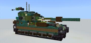 FV215b (183)/FV215 Minecraft Map & Project