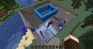 !hard core par core! Minecraft Map & Project