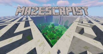 [CTM] Mazescapist Minecraft Map & Project