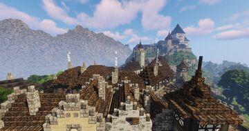 Riggstein Minecraft Map & Project