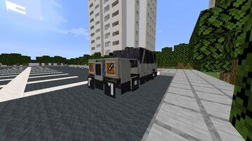 TOGG C-SUV & C-SEDAN Minecraft Map & Project