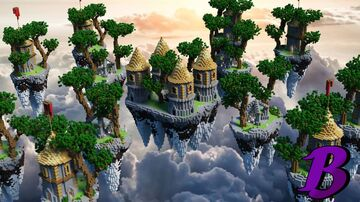 FREE - Map Bedwars Minecraft Map & Project